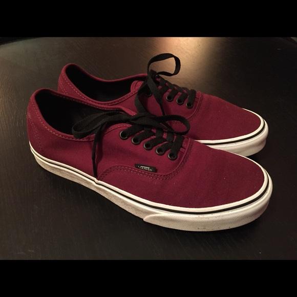 efd820f77b Mens Vans Authentic Shoes 10.5. M 5c3eb884a5d7c6b8252a4f91